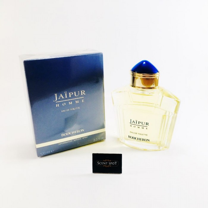 Jaipur Pour Homme by Boucheron (New in Box) 100ml Eau De Toilette Spray (Men)