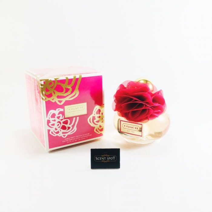 Poppy Freesia Blossom by Coach (New in Box) 100ml Eau De Parfum Spray (Women)