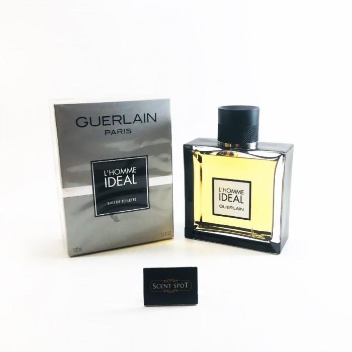 L'homme Ideal by Guerlain (New in Box) 100ml Eau De Toilette Spray (Men)