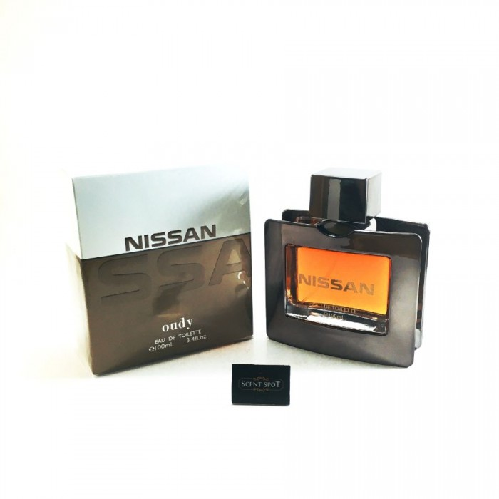 Oudy by Nissan (New in Box) 100ml Eau De Toilette Spray (Men)