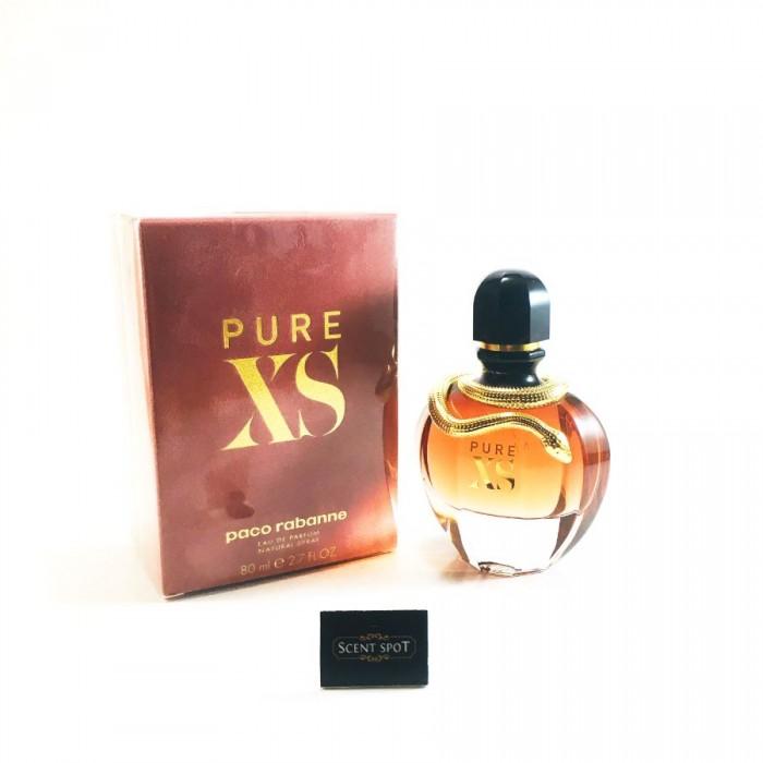Pure XS by Paco Rabanne (New in Box) 80ml Eau De Parfum Spray (Women)