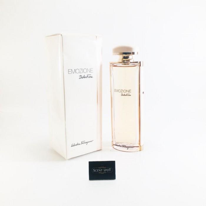 Emozione Dolce Fiore by Salvatore Ferragamo (New in Box) 92ml Eau De Toilette Spray (Women)