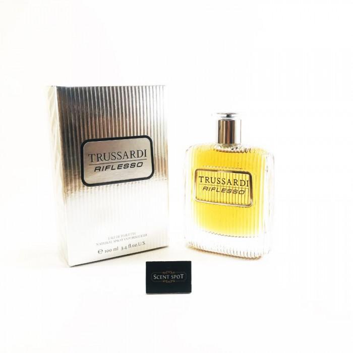 Riflesso by Trussardi (New in Box) 100ml Eau De Toilette Spray (Men)