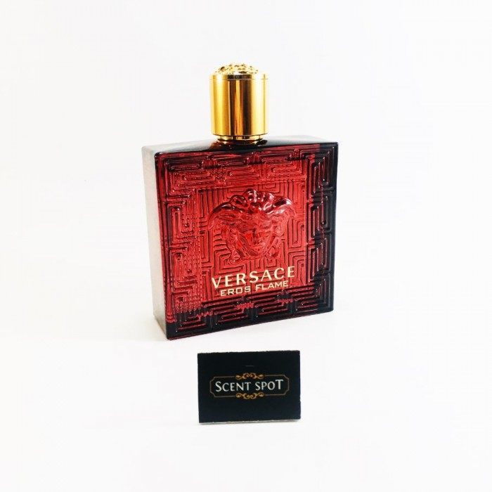 Eros Flame by Versace (Tester) 100ml Eau De Parfum Spray (Men)