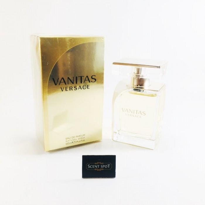 Vanitas by Versace (New in Box) 100ml Eau De Parfum Spray (Women)