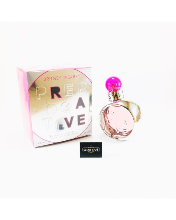 Prerogative Rave by Britney Spears (New in Box) 100ml Eau De Parfum Spray (Women)