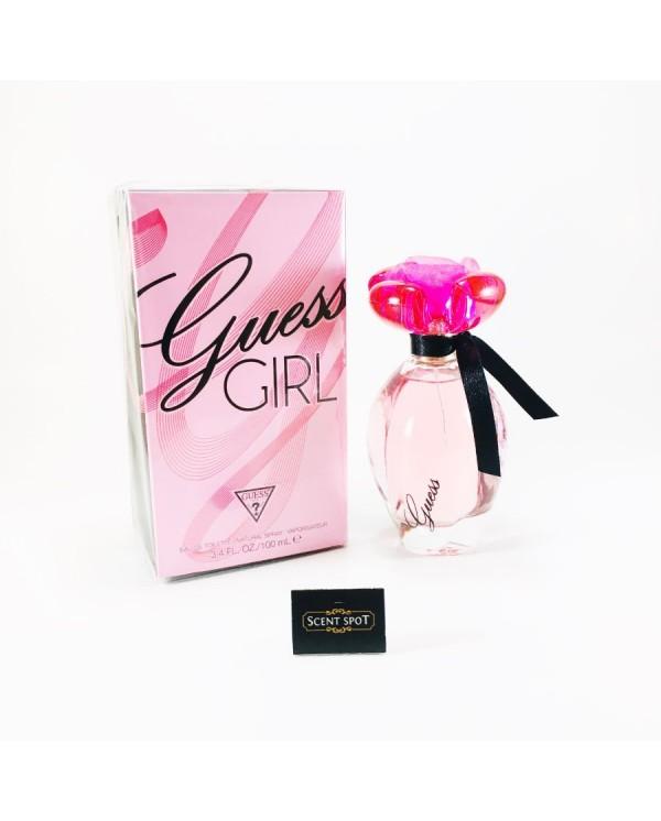 Guess Girl by Guess (New in Box) 100ml Eau De Toilette Spray (Women)