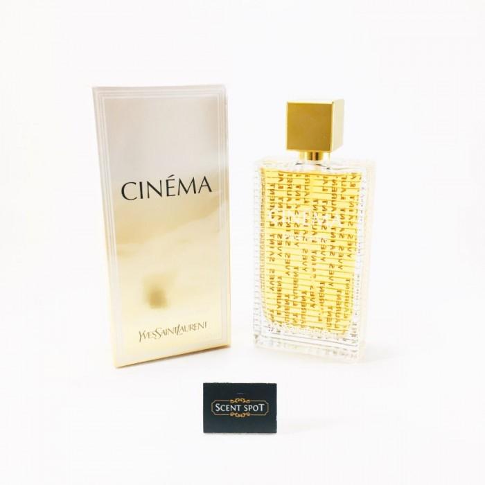 Cinema by Yves Saint Laurent (New in Box) 90ml Eau De Toilette Spray (Women)