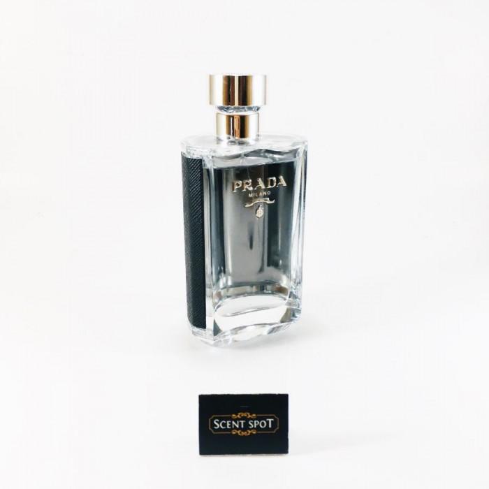 L'homme by Prada (Tester) 100ml Eau De Toilette Spray (Men)