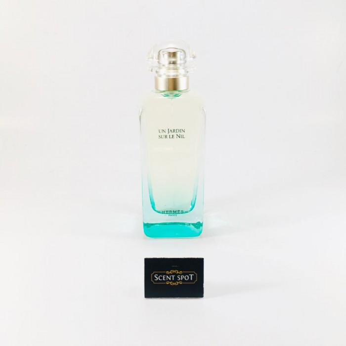 Un Jardin Sur Le Nil by Hermes (Tester) 100ml Eau De Toilette Spray (Unisex)