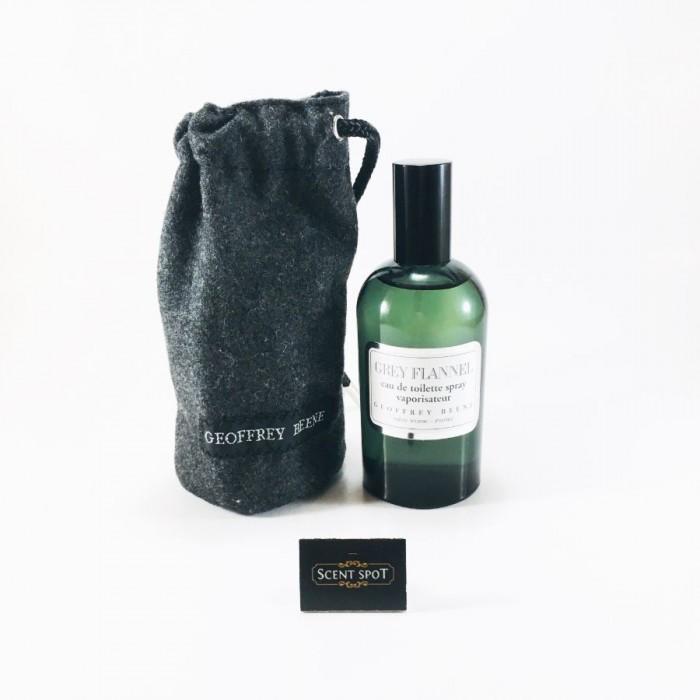 Grey Flannel by Geoffrey Beene (New in Box) 120ml Eau De Toilette Spray (Men)