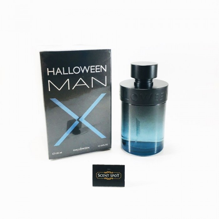 Halloween Man X by Jesus Del Pozo (New in Box) 125ml Eau De Toilette Spray (Men)