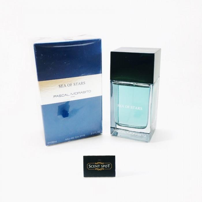 Sea Of Stars by Pascal Morabito (New in Box) 100ml Eau De Toilette Spray (Men)