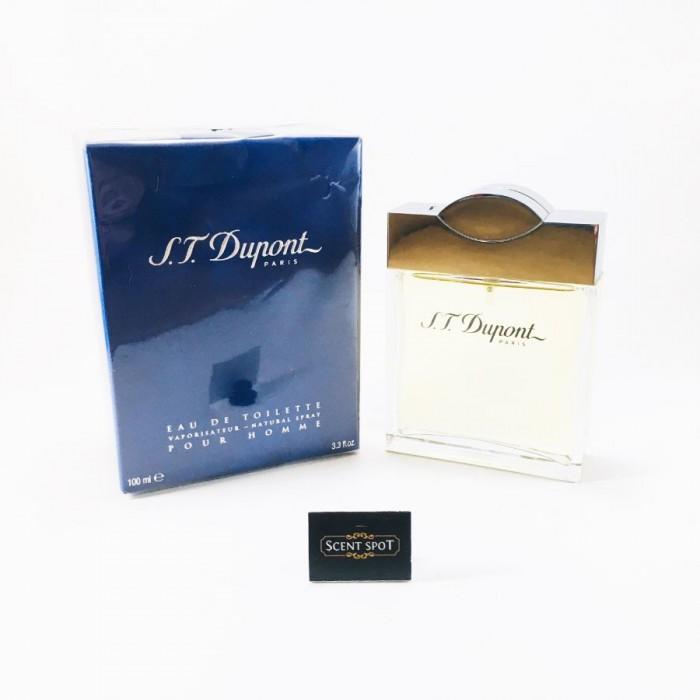 Pour Homme by ST Dupont (New in Box) 100ml Eau De Toilette Spray (Men)