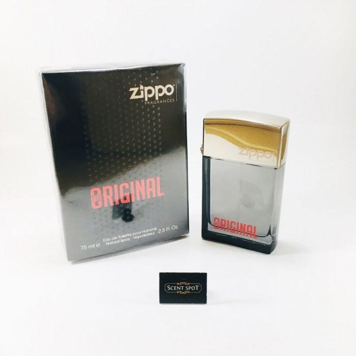 Original by Zippo (New in Box) 75ml Eau De Toilette Spray (Men)