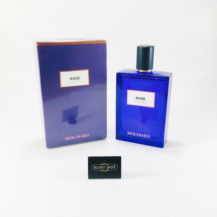 Rose by Molinard (New in Box) 75ml Eau De Parfum Spray (Unisex)
