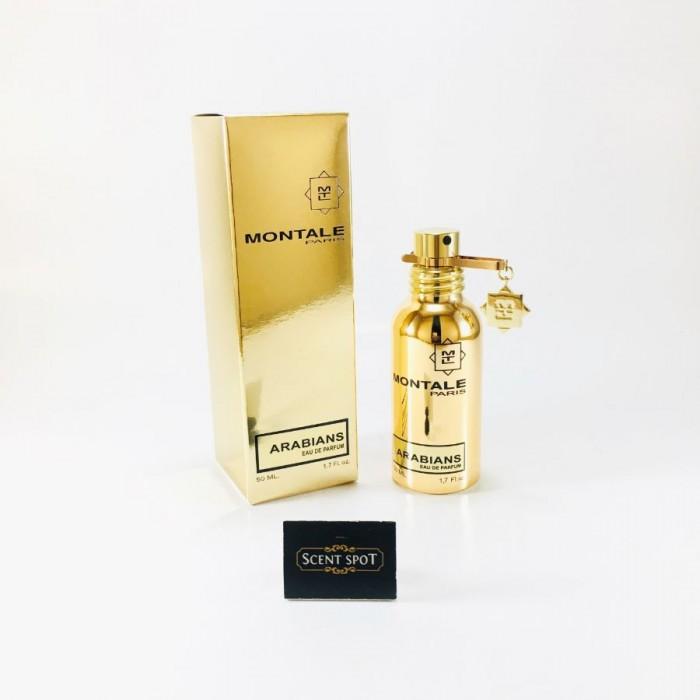 Arabians by Montale (New in Box) 50ml Eau De Parfum Spray (Unisex)