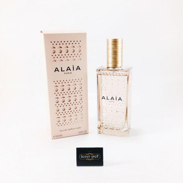 Nude by Alaia (New in Box) 100ml Eau De Parfum Spray (Women)