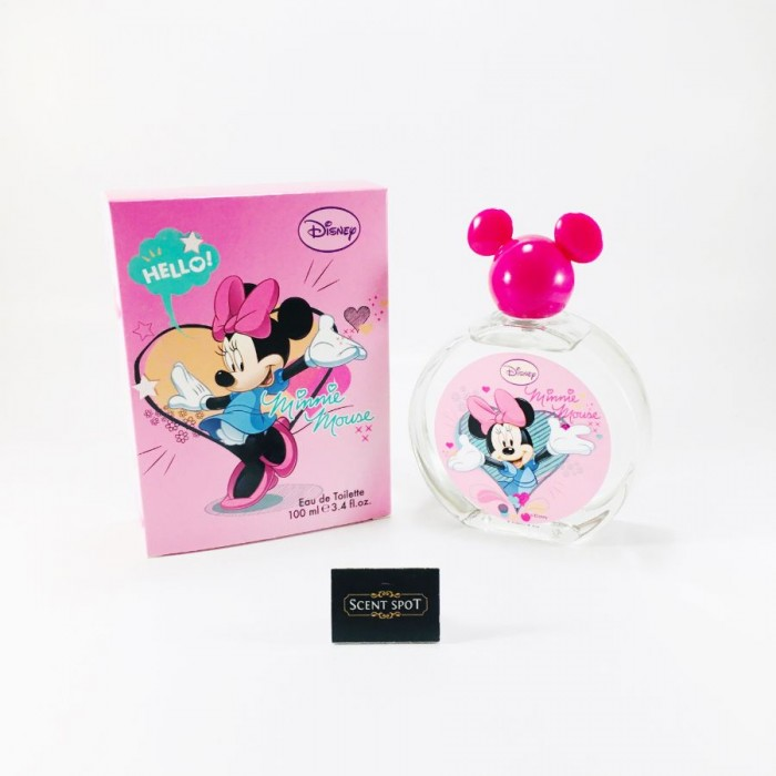 Minnie Mouse by Disney (New in Box) 100ml Eau De Toilette Spray (Women)