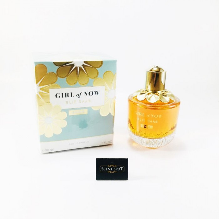 Girl Of Now Shine by Elie Saab (New in Box) 90ml Eau De Parfum Spray (Women)