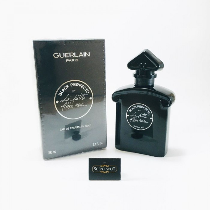 La Petite Robe Noire Black Perfecto by Guerlain (New in Box) 100ml Eau De Parfum Spray (Women)