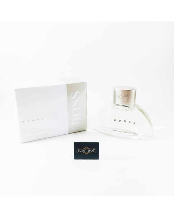 Boss Woman by Hugo Boss (New in Box) 90ml Eau De Parfum Spray (Women)
