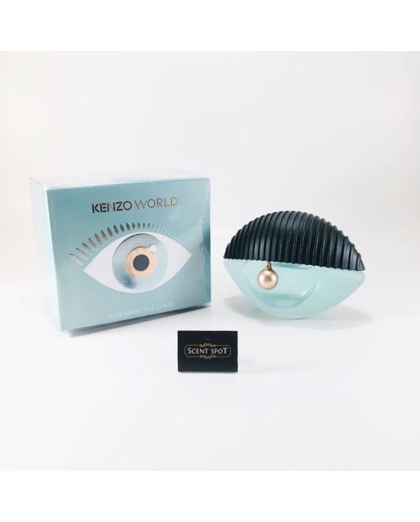 World by Kenzo (New in Box) 75ml Eau De Parfum Spray (Women)