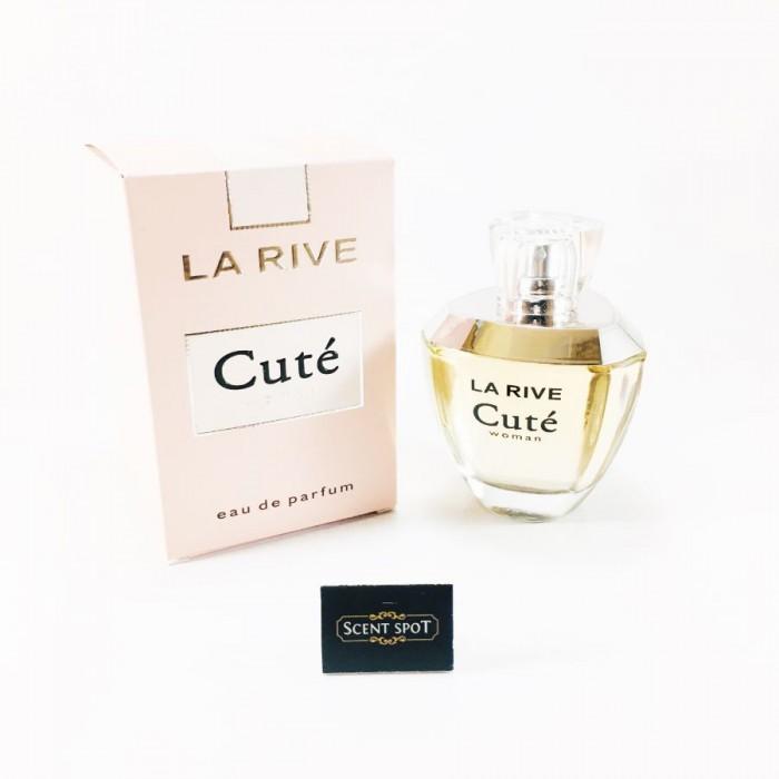 Cute by La Rive (New in Box) 100ml Eau De Parfum Spray (Women)