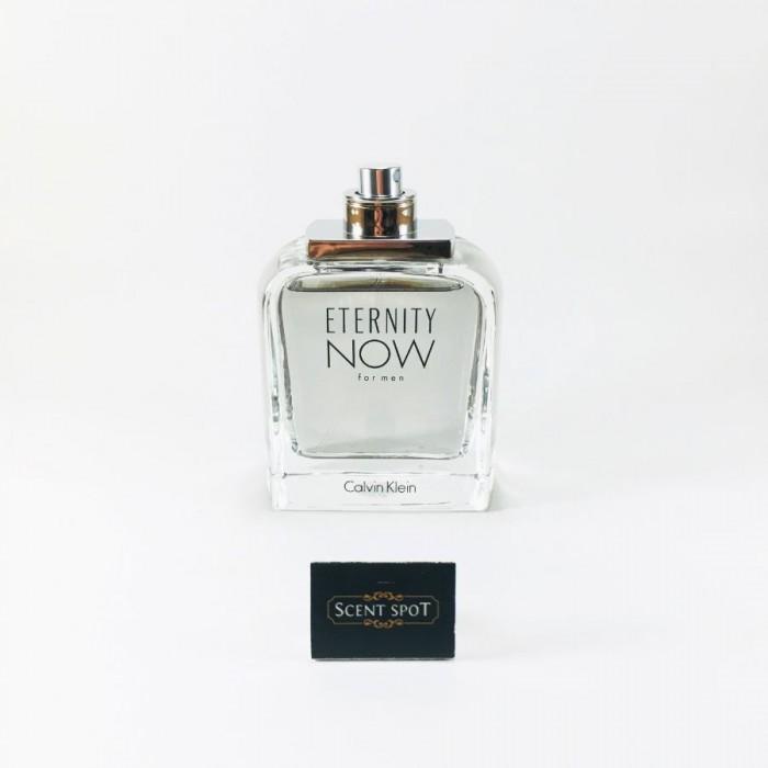 Eternity Now by Calvin Klein (Tester) 100ml Eau De Toilette Spray (Men)