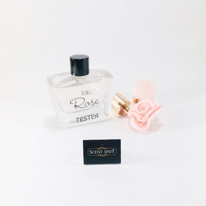 Tabu Rose by Dana (Tester) 50ml Eau De Parfum Spray (Women)