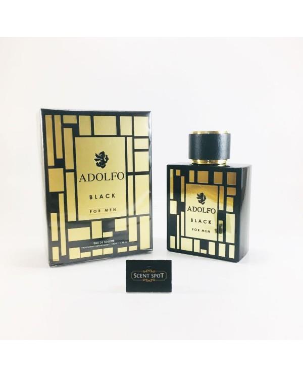 Black by Adolfo (New in Box) 100ml Eau De Toilette Spray (Men)