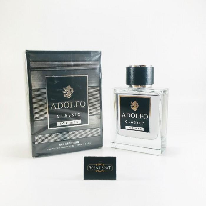 Classic by Adolfo (New in Box) 100ml Eau De Toilette Spray (Men)