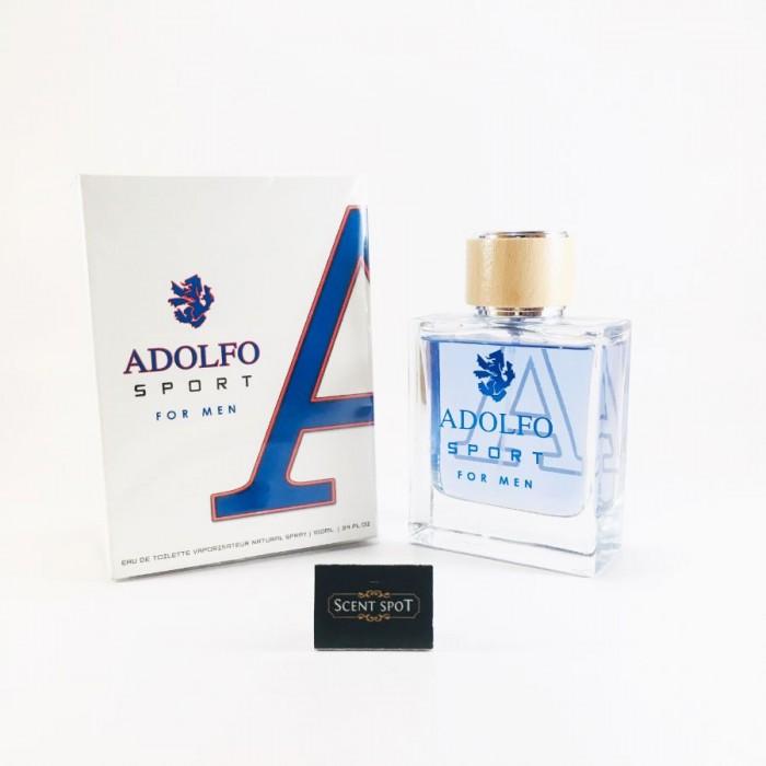 Sport by Adolfo (New in Box) 100ml Eau De Toilette Spray (Men)