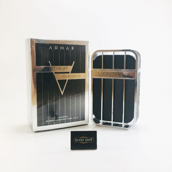 Ventana by Armaf (New in Box) 100ml Eau De Parfum Spray (Men)