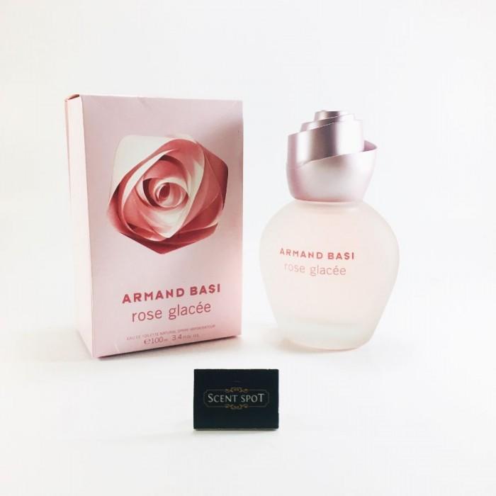 Rose Glacee by Armand Basi (New in Box) 100ml Eau De Toilette Spray (Women)