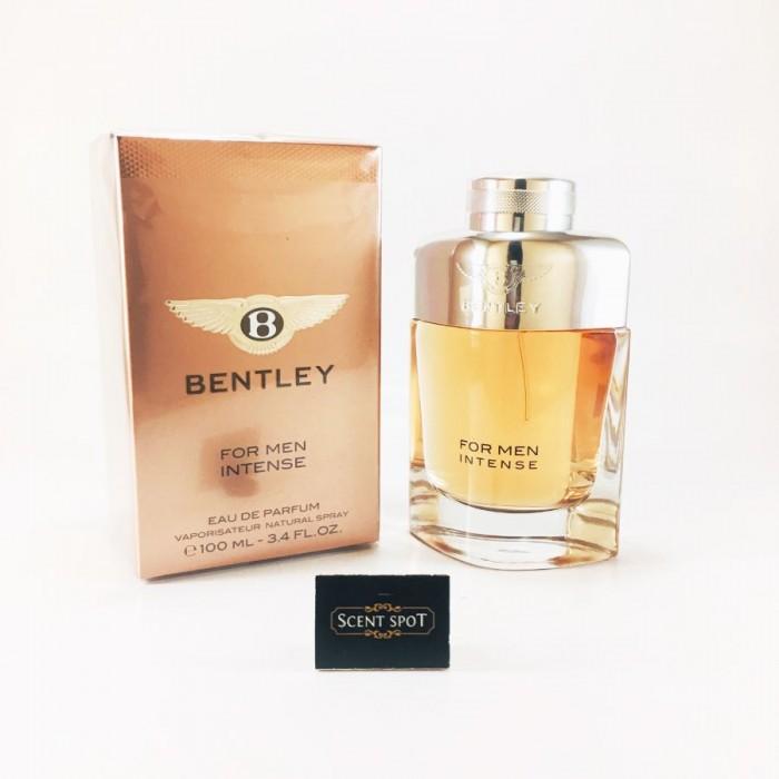 Intense by Bentley (New in Box) 100ml Eau De Parfum Spray (Men)