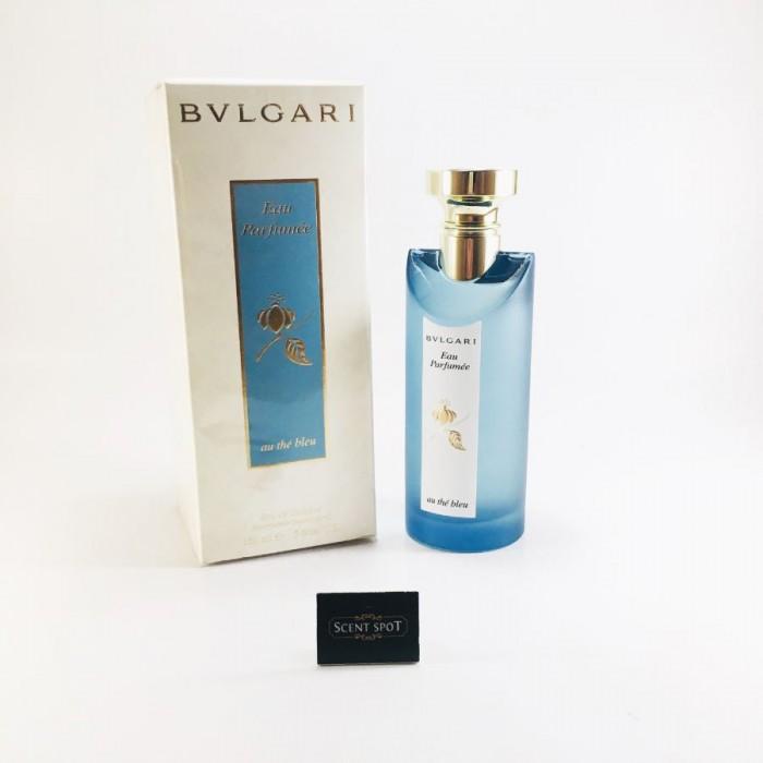 Eau Parfumee Au The Bleu by Bvlgari (New in Box) 150ml Eau De Cologne Spray (Unisex)