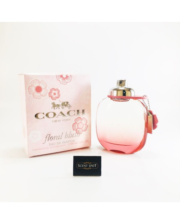 Floral Blush by Coach (New in Box) 90ml Eau De Parfum Spray (Women)