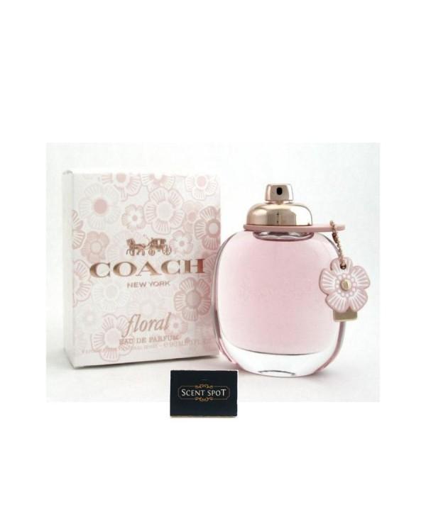 Floral by Coach (New in Box) 90ml Eau De Parfum Spray (Women)