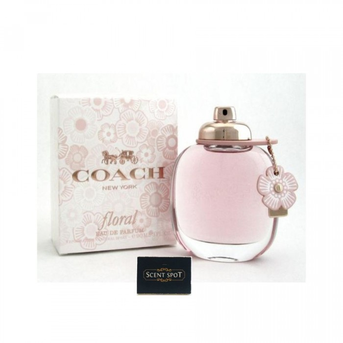 Floral by Coach (New in Box) 90ml Eau De Parfum Spray (Women)