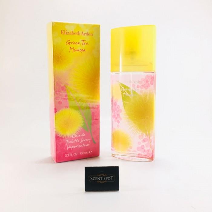 Green Tea Mimosa by Elizabeth Arden (New in Box) 100ml Eau De Toilette Spray (Women)