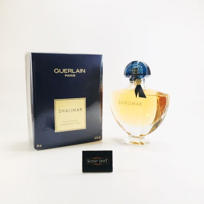 Shalimar by Guerlain (New in Box) 90ml Eau De Toilette Spray (Women)