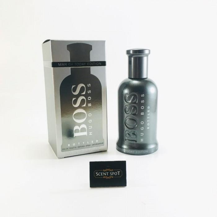 Bottled (Man of Today) by Hugo Boss (New in Box) 100ml Eau De Toilette Spray (Men)