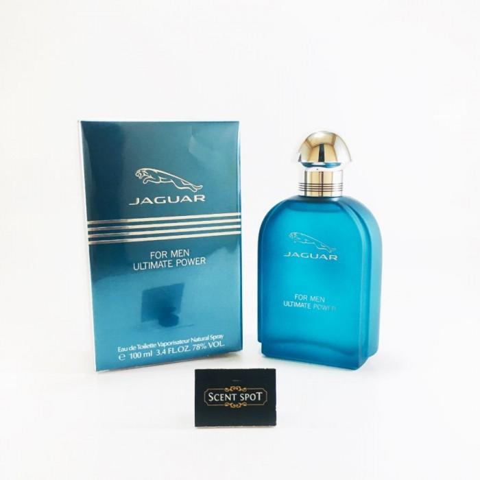 Ultimate Power by Jaguar (New in Box) 100ml Eau De Toilette Spray (Men)