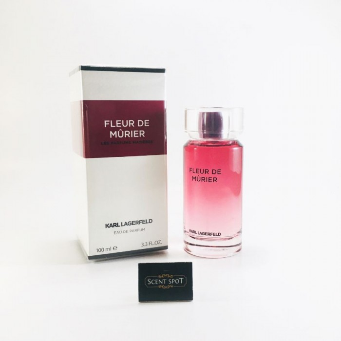 Fleur De Murier by Karl Lagerfeld (New in Box) 100ml Eau De Parfum Spray (Women)