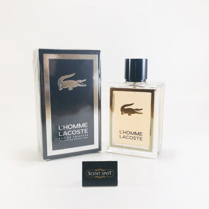 L'homme by Lacoste (New in Box) 100ml Eau De Toilette Spray (Men)