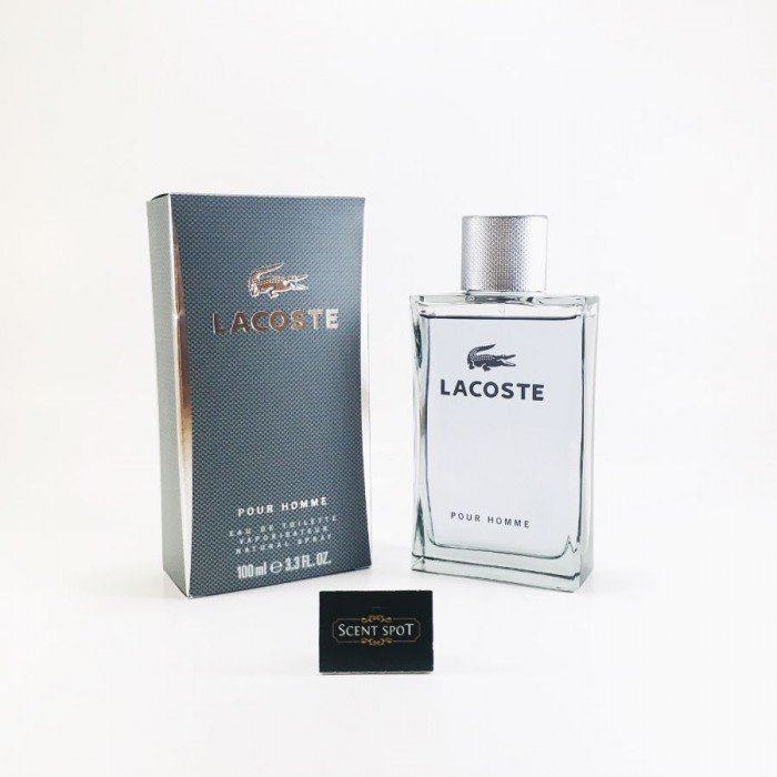 Pour Homme by Lacoste (New in Box) 100ml Eau De Toilette Spray (Men)