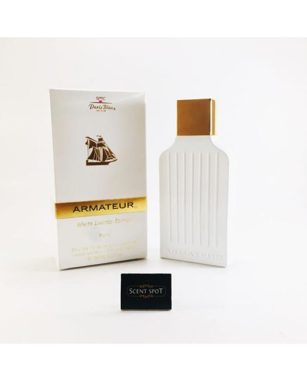 Armateur White by Paris Bleu (New in Box) 100ml Eau De Toilette Spray (Men)
