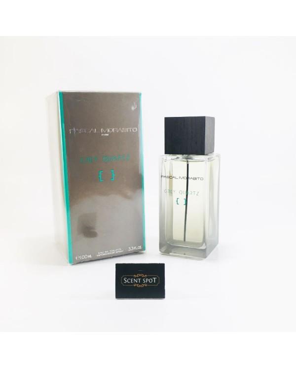 Grey Quartz by Pascal Morabito (New in Box) 100ml Eau De Toilette Spray (Men)