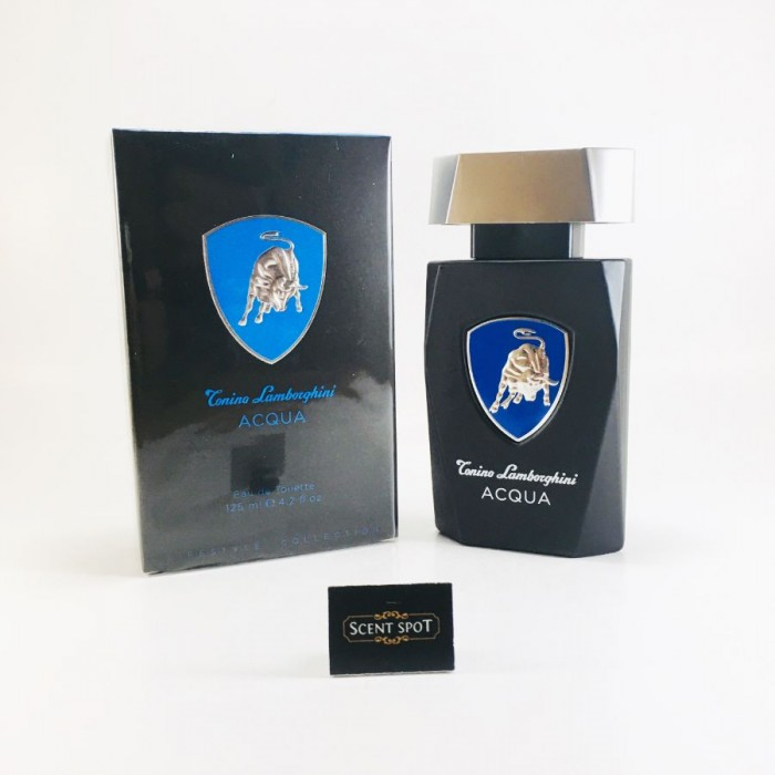 Acqua by Tonino Lamborghini (New in Box) 125ml Eau De Toilette Spray (Men)